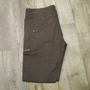 Brown Athleta pants